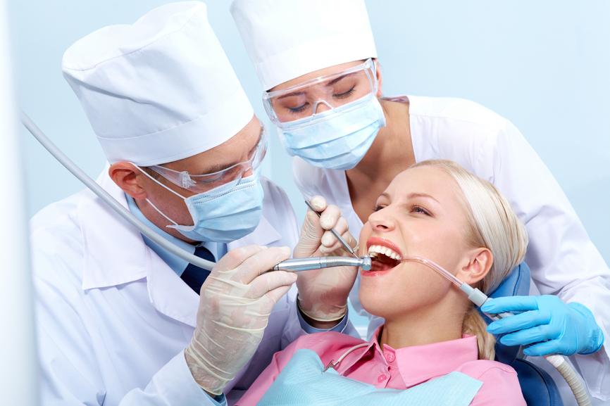 Ассистент стоматолога в Польше