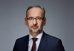 Новый министр здравоохранения Польши: «Я сделаю все, чтобы у нас была безупречная система»