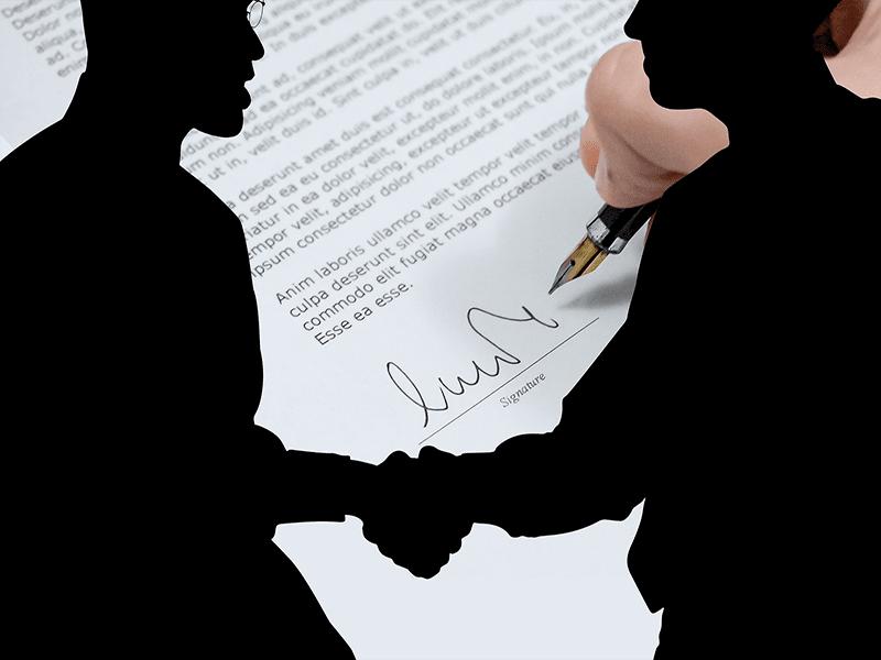 Спроба переходу з волонтаріату на договір